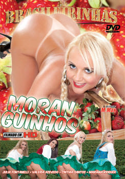 Filme pornô Moranguinhos Capa da frente