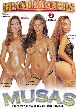 Filme pornô Musas Capa da frente