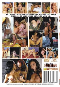 Filme pornô Musas capa de Trás