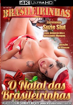 porn Natal das Brasileirinhas 4k Front cover