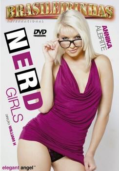 Filme pornô Nerd Girls Capa da frente