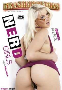 Filme pornô Nerd Girls Capa Hard