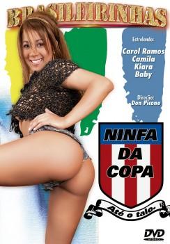 Filme pornô Ninfa Da Copa Capa da frente