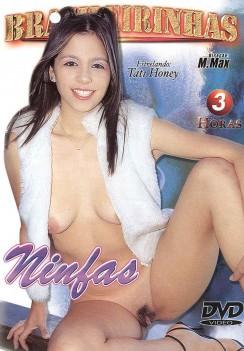 Filme pornô Ninfas Capa da frente