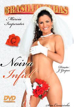 Filme pornô Noiva Infiel Capa da frente