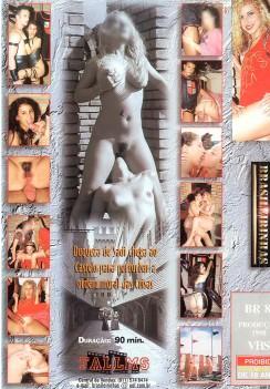 PornO Castelo das Taras  Cover Back