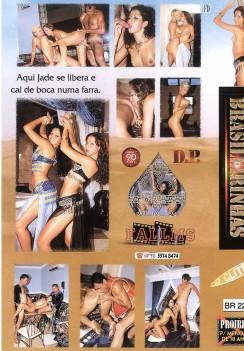Filme pornô O Clitone capa de Trás