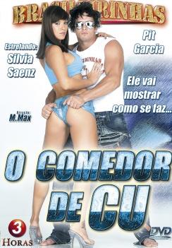Filme pornô O Comedor De Cu Capa da frente