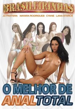 Filme pornô O Melhor de Anal Total Capa da frente