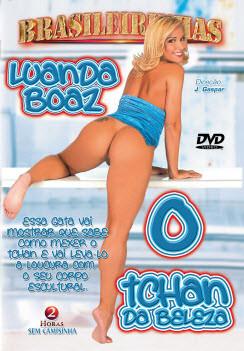 Filme pornô O Tchan Da Beleza Capa da frente