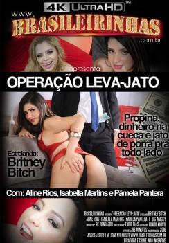 Porn Operação Leva-Jato  Hard cover