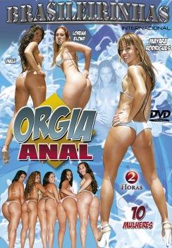 Filme pornô Orgia Anal Capa da frente