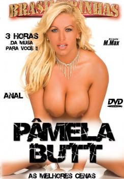 Filme pornô Pamela Butt - As Melhores Cenas Capa da frente