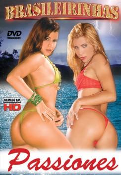 Filme pornô Passiones Capa da frente