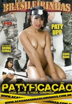 Filme pornô Patyficação Capa Hard