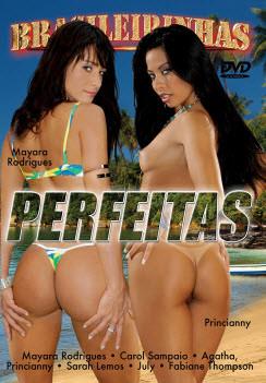 Filme pornô Perfeitas Capa da frente