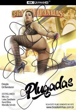 Filme pornô Plugadas Capa da frente
