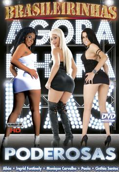 Filme pornô Poderosas Capa da frente