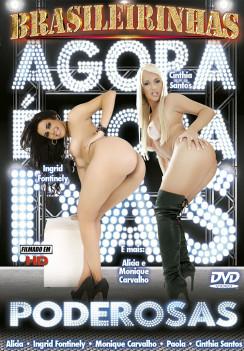 Filme pornô Poderosas Capa Hard