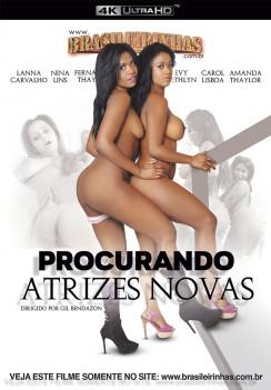Filme pornô Procurando Atrizes Novas Capa da frente