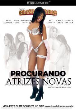 Filme pornô Procurando Atrizes Novas Capa Hard
