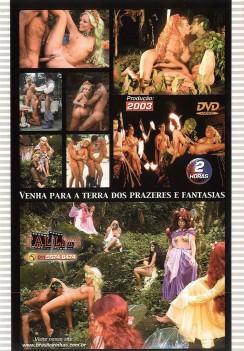 Filme pornô Puck O Duende  capa de Trás