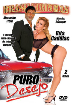 Filme pornô Puro Desejo Capa da frente