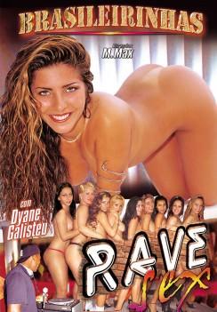 Filme pornô Rave Sex Capa da frente