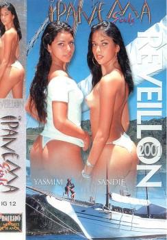 Filme pornô Reveillon 2001 Capa da frente