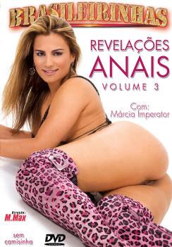 Filme pornô Revelações Anais 3 Capa da frente