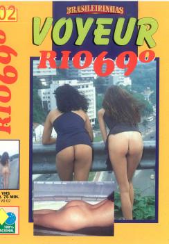 Filme pornô Rio 69 Capa da frente