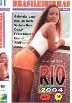 porn Rio 2004 Front cover