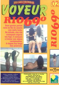 Filme pornô Rio 69 capa de Trás