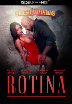 porn Rotina Front cover