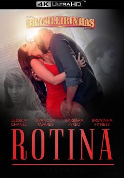 Filme pornô Rotina Capa Hard