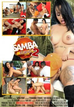 Filme pornô Samba Pornô 2   4K capa de Trás