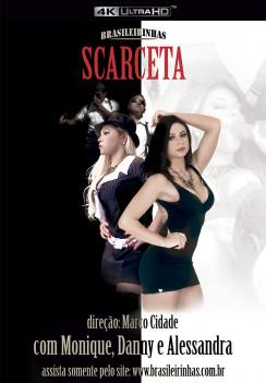 Filme pornô Scarceta Capa da frente