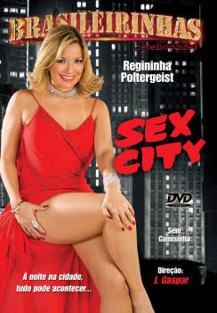Filme pornô Sex City Capa da frente