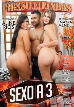 Filme pornô Sexo a Três Capa Hard
