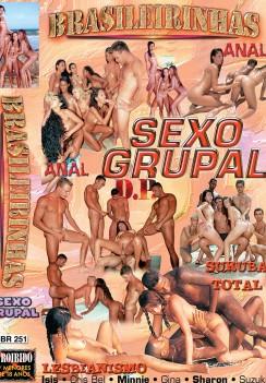 Filme pornô Sexo Grupal Capa da frente