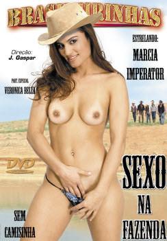 Filme pornô Sexo na fazenda Capa da frente