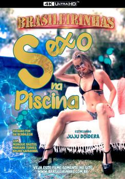 Porn Sexo na Piscina Hard cover