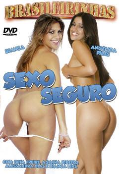 Filme pornô Sexo Seguro Capa da frente