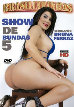 Filme pornô Show De Bundas 5 Capa da frente