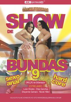 Porn Show de Bundas 9 Hard cover