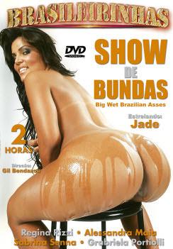 Filme pornô Show De Bundas  Capa Hard