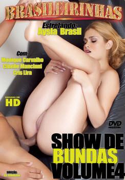 Filme pornô Show De Bundas 4 Capa Hard