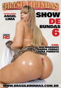 Filme pornô Show de Bundas 6 Capa Hard