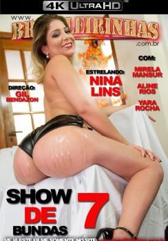 Porn Show de Bundas 7 4k Hard cover