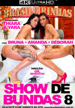 PornShow de Bundas 8 4k Cover Back